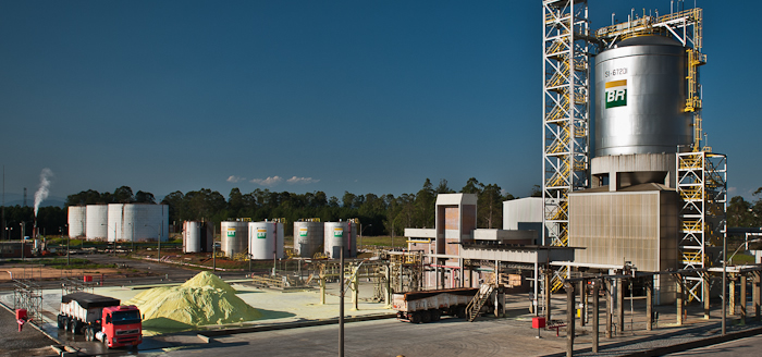 Unidade de Hidrodesulfurização e Recuperação Catalítica