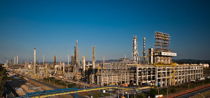 Unidade de Hidrodesulfurização e Recuperação Catalítica – Petrobras